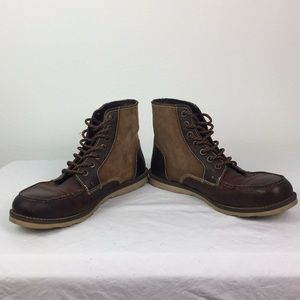 Crevo Shoes - CREVO Boots With ELK Leather Size 11